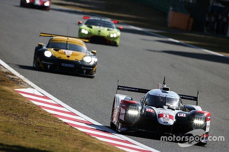 """Les Toyota peinent à doubler LMP2 et GT, """"aucune chance"""" selon Buemi"""