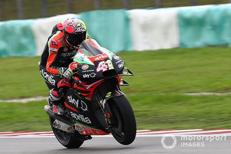 Aprilia to get new engine amid 2020 overhaul