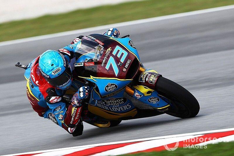 Com segundo lugar na Malásia, Álex Márquez é campeão mundial de Moto2