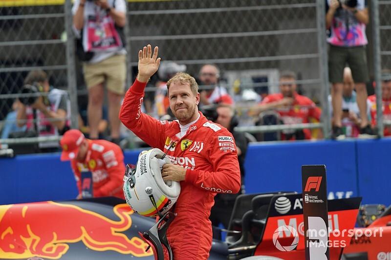 Vettel a szezonról: Látod a valóságot, de próbálod nem látni