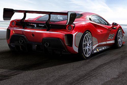 Pirelli: ecco la nuova gomma esclusiva del Ferrari Challenge