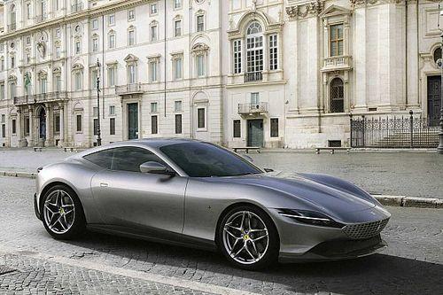 Ferrari впервые продала больше 10 тысяч машин за год