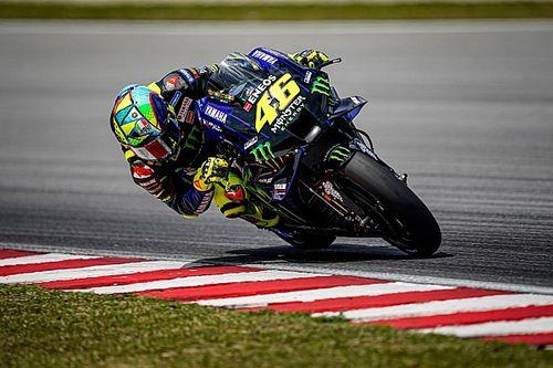 """Rossi: """"Sendo realista, será difícil correr em Jerez, Le Mans e Mugello"""""""