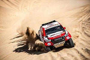 Así será el estreno del Dakar en Arabia Saudita