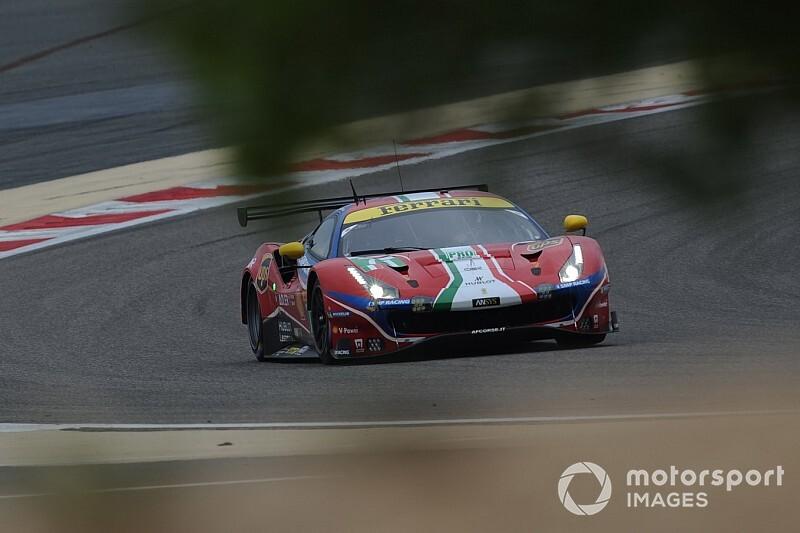 Rigon e Molina regalano il podio alla Ferrari in Bahrain