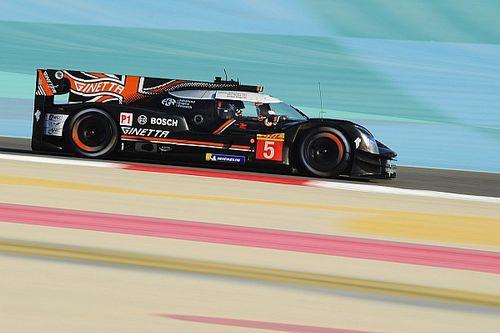 Ginetta na czele w Bahrajnie