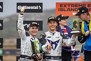 Extreme E   Primo podio per ABT Cupra con gran gestione del mezzo