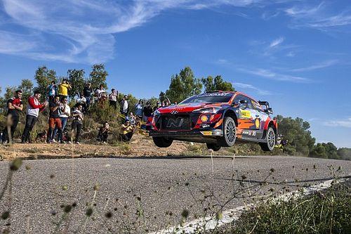 Neuville no perdona y peligra podio de Ogier tras sábado en España