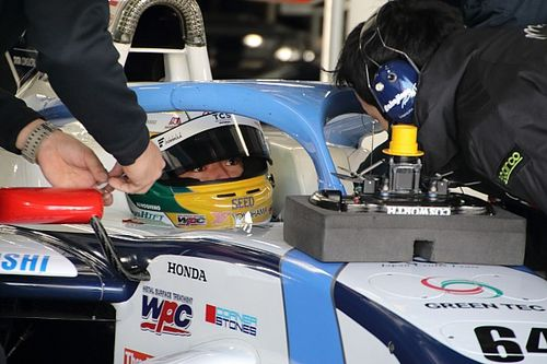 2020年王者の山本尚貴がナカジマレーシングから合同・ルーキーテストに参加