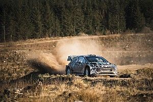 M-Sport Lanjutkan Pengujian Prototipe Rally1