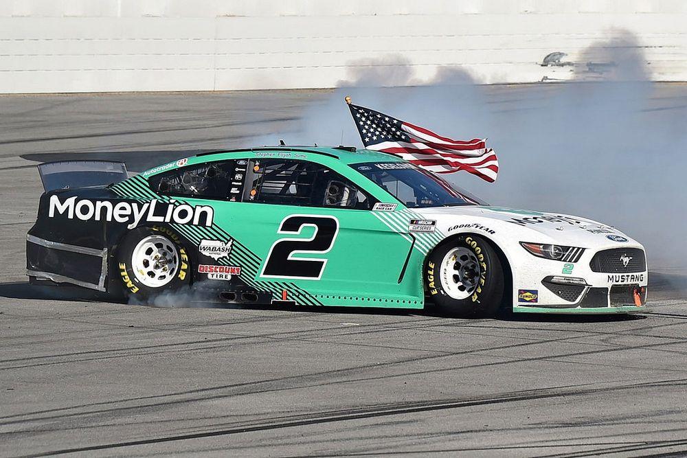 Keselowski pode ser o novo piloto dono de equipe da NASCAR; entenda