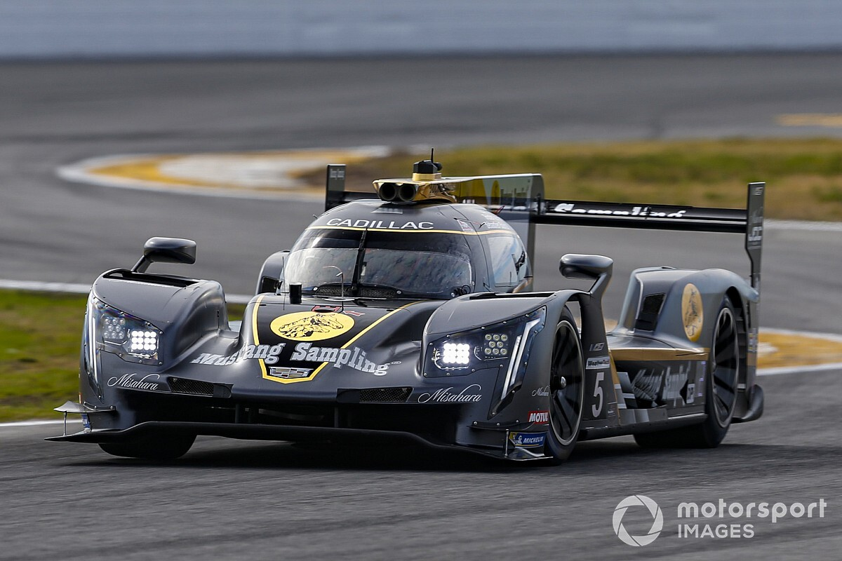 IMSA Roar: Vautier fastest in third practice for Cadillac