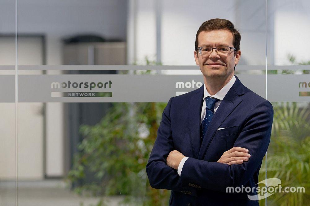 Oliver Ciesla nominato direttore operativo di Motorsport Netwok
