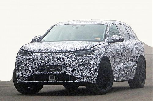 L'Audi Q6 e-tron confirmé pour 2022