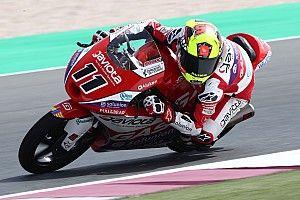 Moto3 Katar 3. antrenman: En hızlısı Sergio Garcia, Deniz 11. oldu