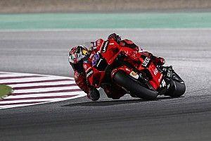 Ducati-coureurs Miller en Bagnaia toppen vrijdagse trainingen in Qatar