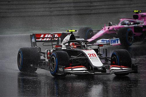 F1: Magnussen critica voltas rápidas sob bandeira amarela no Q1