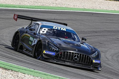 Mercedes wants open exhaust system in DTM this year