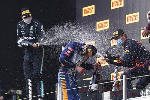 Kemenangan Pertama Honda dalam 30 Tahun sampai Podium Ke-700 Inggris