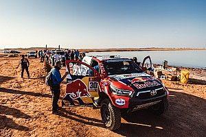 """Al-Attiyah: """"Regels in de Dakar in het voordeel van de buggy's"""""""