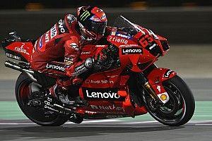 "Bagnaia admits Doha MotoGP mistake was ""unacceptable"""