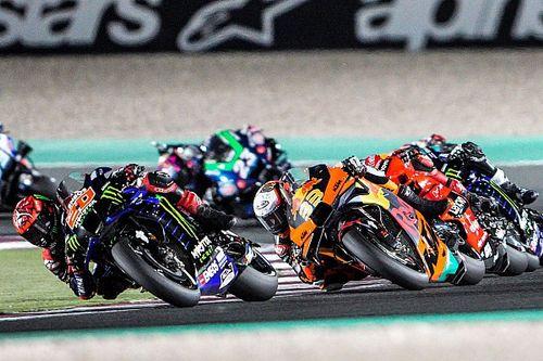 GP de Doha MotoGP: Timeline vuelta por vuelta