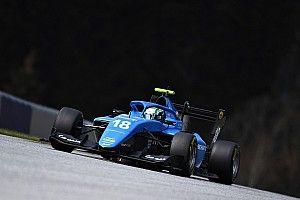 Collet cierra el test de la F3 en Austria al frente: Correa en 18°