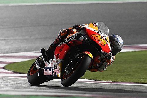 Espargaro leerde tijdens eerste race 'meer dan in de test'