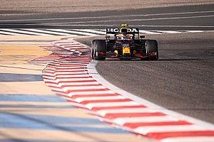 Bottas es el más veloz en Bahréin y Pérez causa una bandera roja con el Red Bull