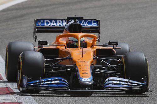 Ricciardo blijft Alonso voor in F1-test, schuivertje Hamilton