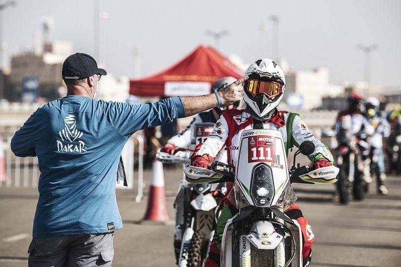 Dakar rider Cherpin dies from crash injuries