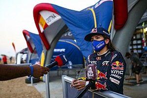 ¡Cristina Gutiérrez repite victoria en el Dakar en la etapa 7!