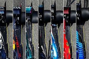 El análisis de los F1 en Imola: Mercedes afila el cuchillo