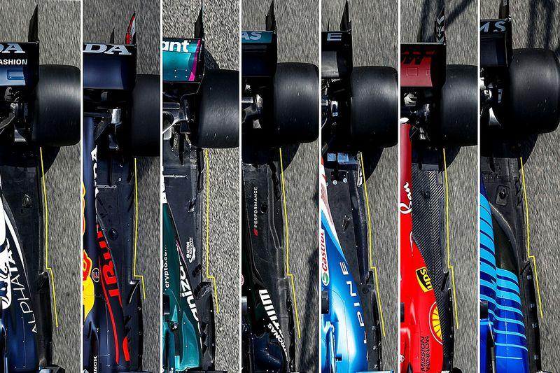 Análise técnica: Entenda como Mercedes melhorou após pré-temporada da F1