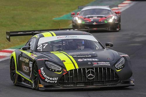 GT Sprint: doppia Pole per Ferrari-Spinelli a Vallelunga
