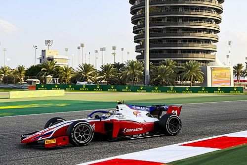 Шварцман проведет сезон-2021 в Формуле 2