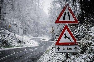 Rallye de Monza : la neige s'invite, Michelin fournira des pneus adaptés