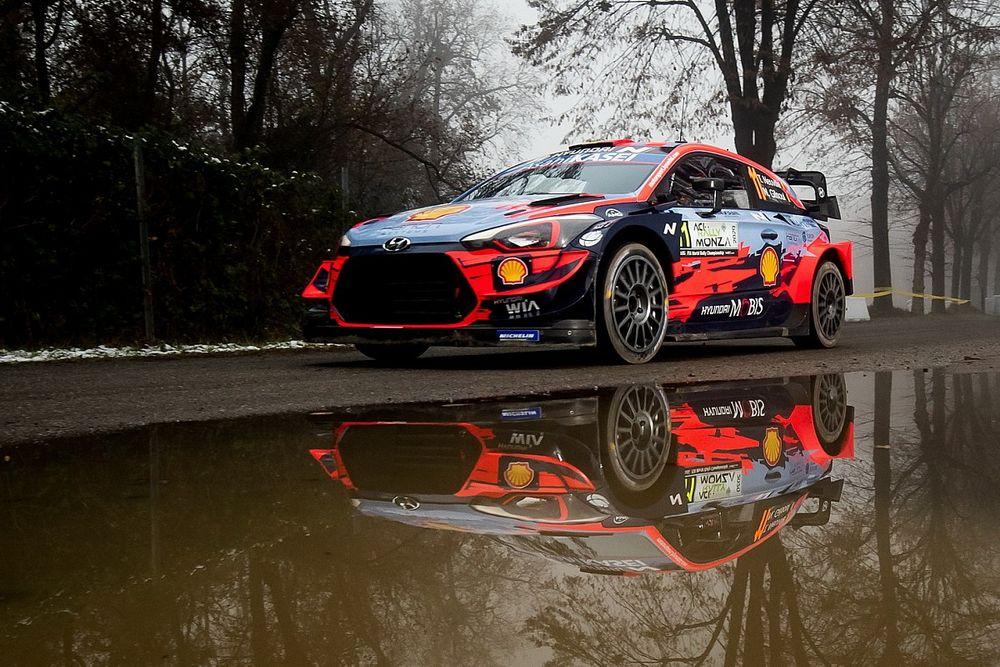 WRC, Rally Monza, PS4: Neuville sbatte e va KO. Prova fermata