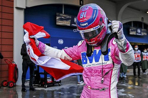 """Stroll entra para """"grupo"""" de pilotos com apenas uma pole na F1; confira as melhores voltas"""