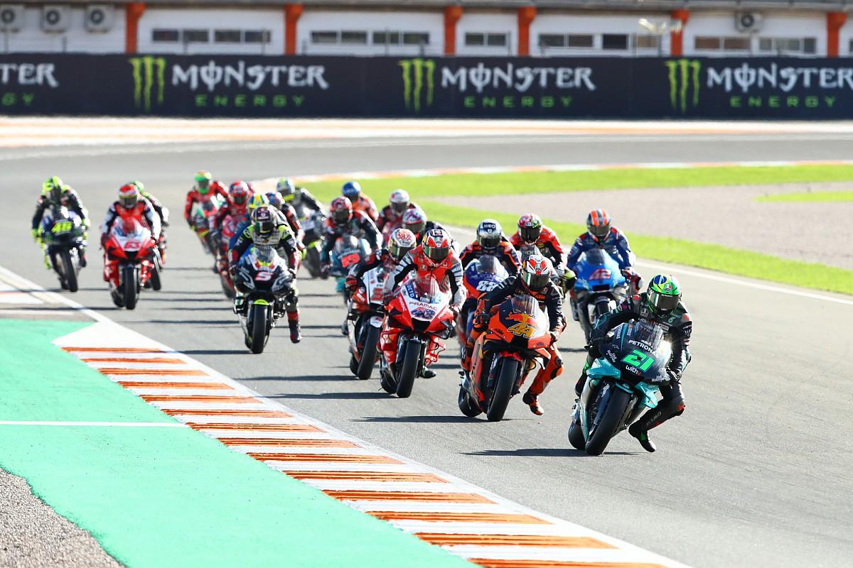 GP de Valencia MotoGP: Timeline vuelta por vuelta