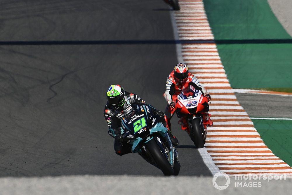 Morbidelli ajoute un duel haletant à son palmarès MotoGP