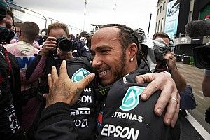 Hamilton: Unsung heroes deserve knighthood, not me