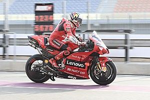 Volledige uitslag officiële MotoGP-wintertest in Qatar