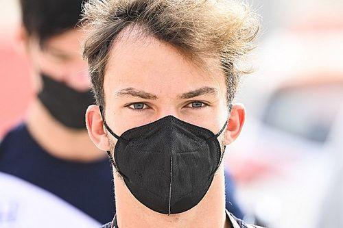 """F1: Gasly quer """"manter os pés no chão"""" em 2021 mas não vai desperdiçar oportunidades em busca de segunda vitória"""