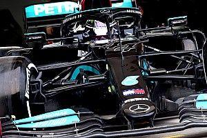 """Mercedes: """"We liggen behoorlijk achter op eigen testschema"""""""