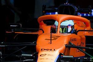 Ricciardo elégedett a Mercedes hajtóegységével az első etapját követően