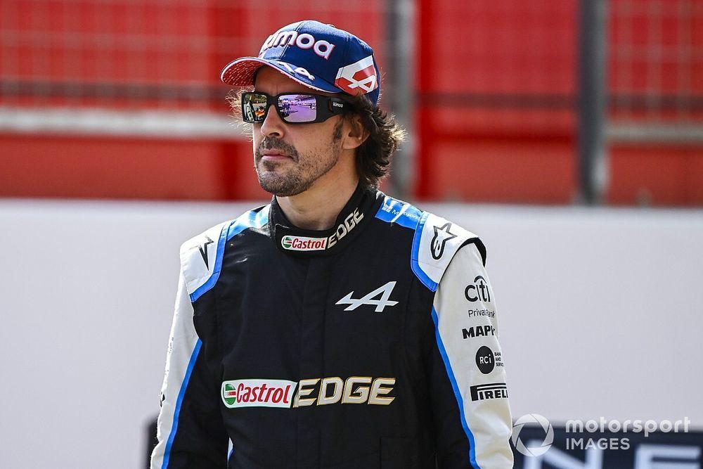 F1: Alonso precisará de nova cirurgia na mandíbula após acidente