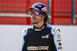 """Alonso wacht tweede kaakoperatie: """"Maar ik voel me prima"""""""