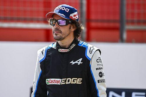 Kolejna operacja przed Alonso