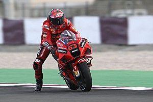 """Bagnaia met vertrouwen naar Qatar GP: """"Gevoel is veel beter"""""""